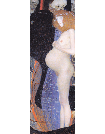 Reprodukcja obrazu Gustav Klimt Hope
