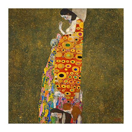 Reprodukcja obrazu Gustav Klimt Hope II