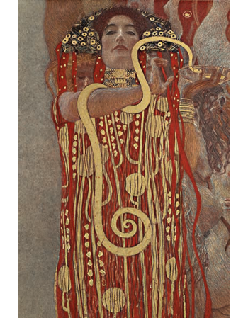 Reprodukcje obrazów Hygieia - Gustav Klimt