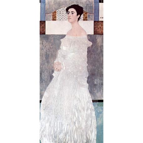 Reprodukcja obrazu Gustav Klimt Margaret Stonborough-Wittgenstein