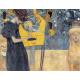 Reprodukcja obrazu Gustav Klimt Music