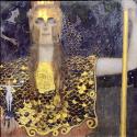 Reprodukcje obrazów Pallas Athene - Gustav Klimt