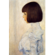 Reprodukcja obrazu Gustav Klimt Portrait of Helene klimt