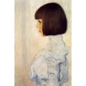 Reprodukcje obrazów Portrait of Helene klimt - Gustav Klimt
