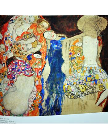 Reprodukcje obrazów The Bride - Gustav Klimt