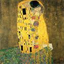 Reprodukcje obrazów The Kiss - Gustav Klimt