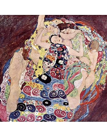Reprodukcje obrazów Virgins - Gustav Klimt
