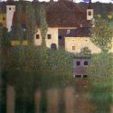 Reprodukcje obrazów Water castle - Gustav Klimt