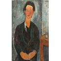 Reprodukcje obrazów Chaim Soutine - Amadeo Modigliani
