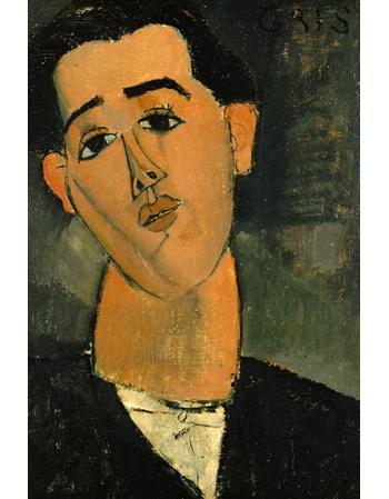 Reprodukcje obrazów Juan Gris - Amadeo Modigliani