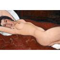 Reprodukcje obrazów Reclining Nude - Amadeo Modigliani