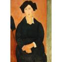 Reprodukcje obrazów The Italian Woman - Amadeo Modigliani