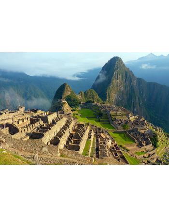 Słoneczne Machu Picchu