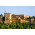 Alhambra - Hiszpania