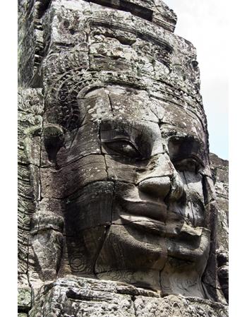 Pomnik w Kambodży