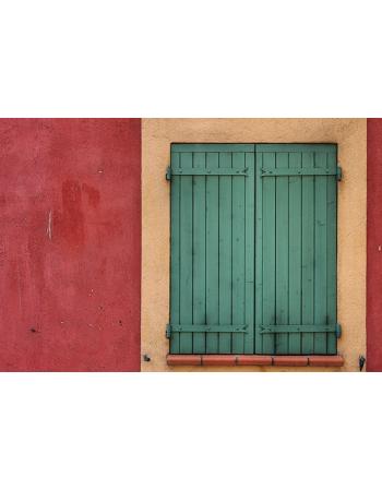 Kolorowe okno