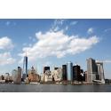 Panorama Manhattanu