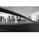 Panorama Brooklyn Bridge