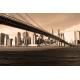 Panorama Brooklyn Bridge