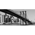 New York w czerni i bieli