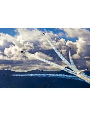 Pokaz samolotów