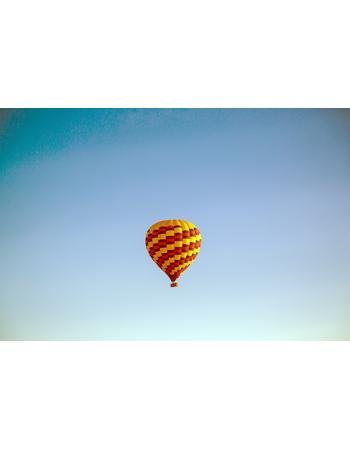 Kolorowy balon