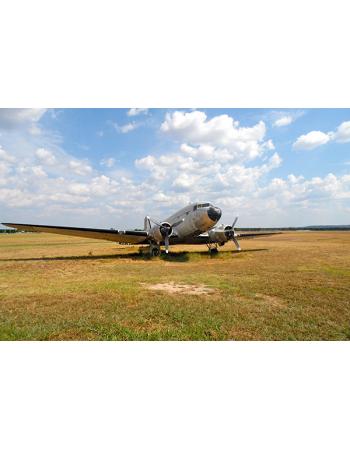 Samolot na polanie