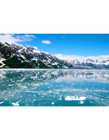 Jezioro na Alasce