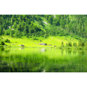 Jezioro w górach