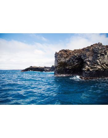 Skaliste wybrzeże