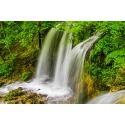 Wodospad na strumyku