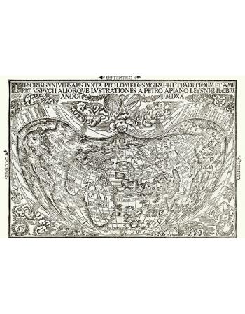 Stara Mapa - Hondius