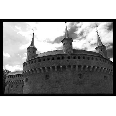 Barbakan- Kraków
