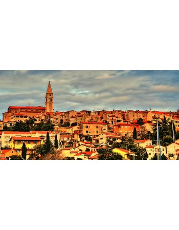 Słoneczne stare miasto