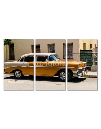 Amerykański samochód