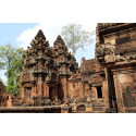 Banteay Srei Kambodża