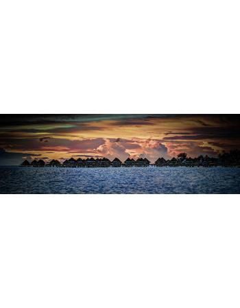 Bora Bora, Zachód Słońca