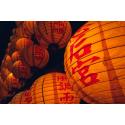 Chińskie latarnie