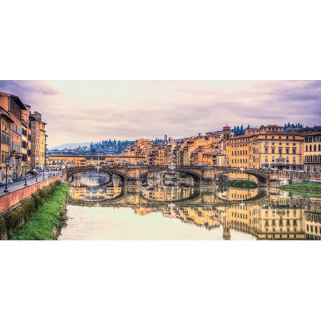 Most Florencja- Włochy
