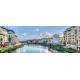 Słynny most Florencja- Włochy