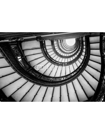 Obraz na płótnie kręcone schody