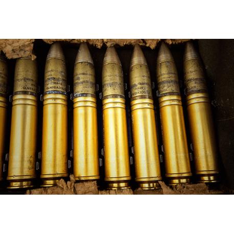 Obraz na płótnie stara amunicja