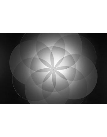 Obraz na płótnie abstrakcyjne koła