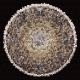 Obraz na płótnie mozaika w kształcie koła