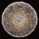 Mozaika w kształcie koła