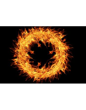 Palące koło