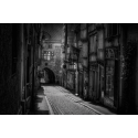 Piękna stara uliczka