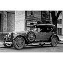 Klasyczny stary samochód