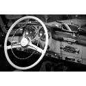 Kokpit stary Mercedes