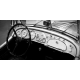 Obraz na płótnie Kokpit stare BMW